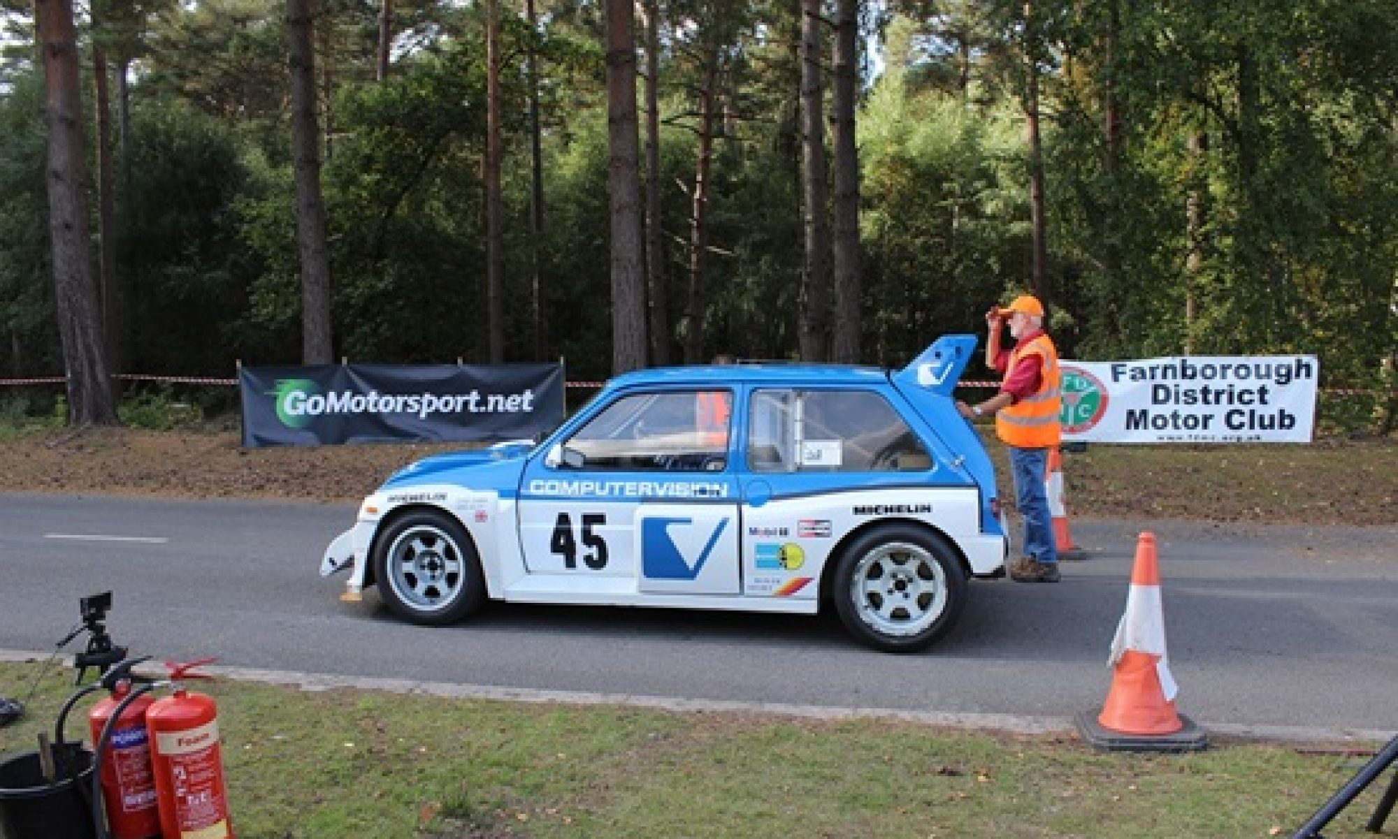 Farnborough District Motor Club (FDMC)