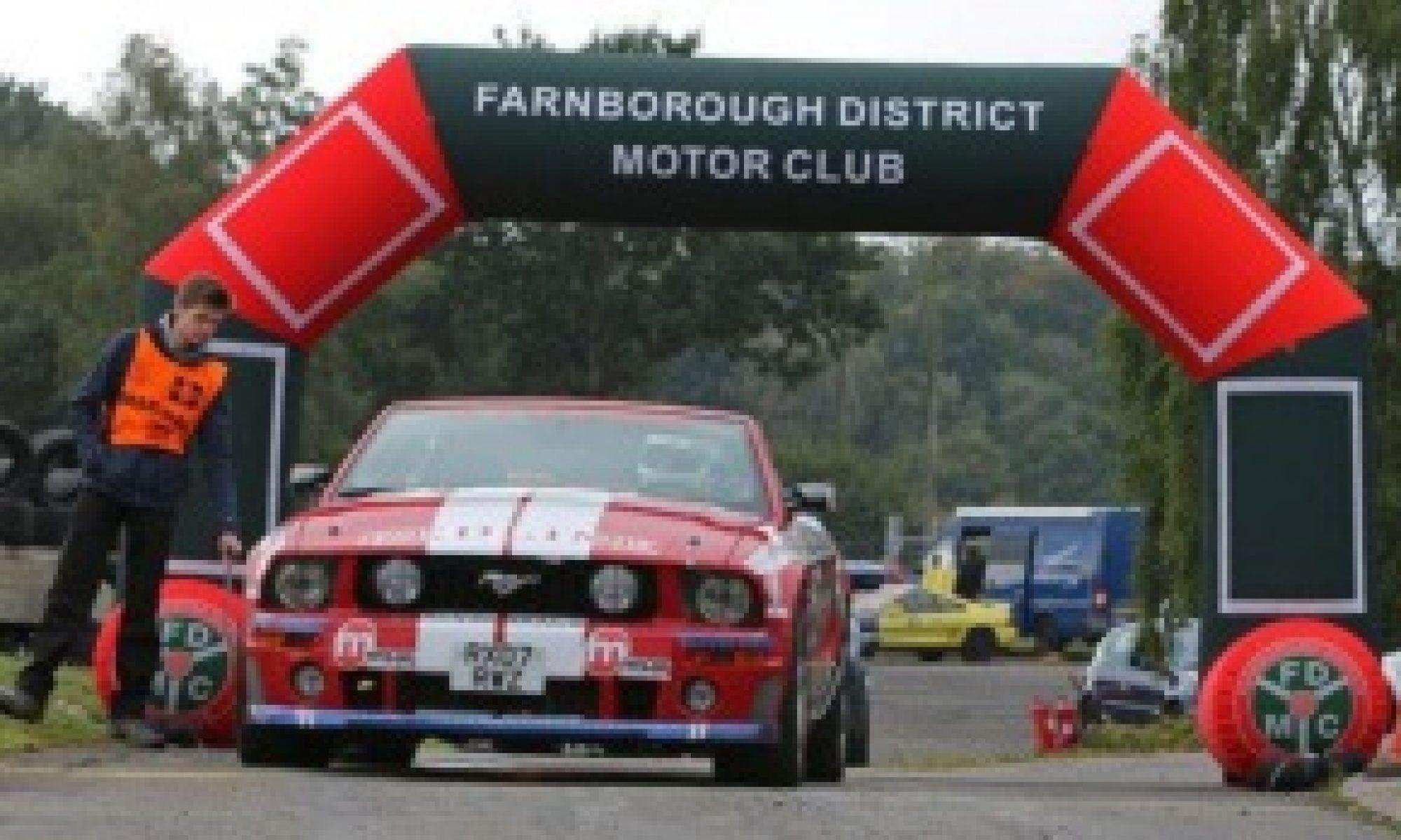 Farnborough District Motor Club (FDMC)